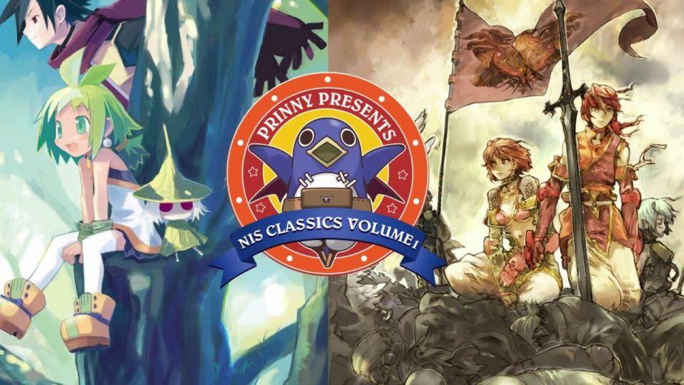[Test] Prinny presents NIS Classics Volume 1