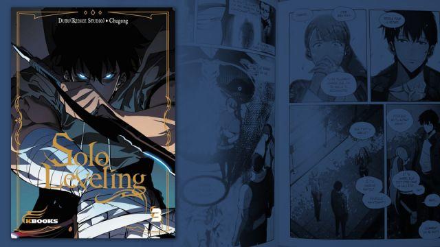 [Critique] Solo Leveling T03 de Chu Gong et Jang Seong Rak