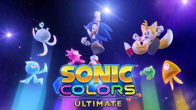 [Test] Sonic Colours Ultimate, oh Wisp!