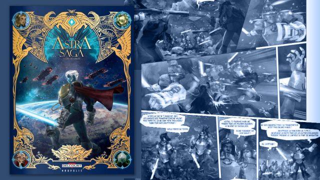 [Critique] Atra Saga, L'Or des dieux de Philippe Ogaki