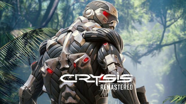 [Test] Crysis Remastered, Switch can run Crysis