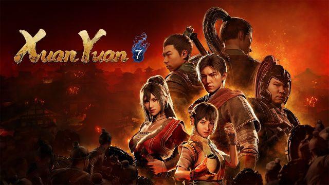 [Test] Xuan Yuan Sword 7 - PS4 - le retour des RPG chinois