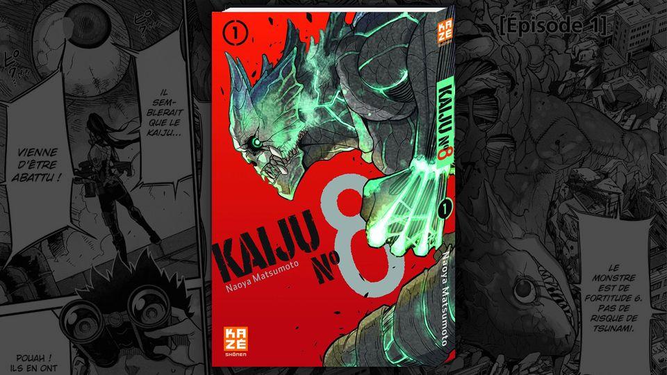 [Critique] Kaiju n°8 tome 1, de Naoya Matsumoto