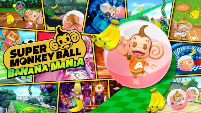 [Test] Super Monkey Ball Banana Mania sur Switch