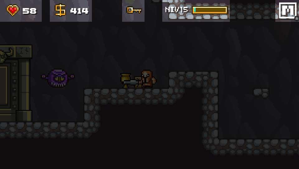 interface hud du joueur