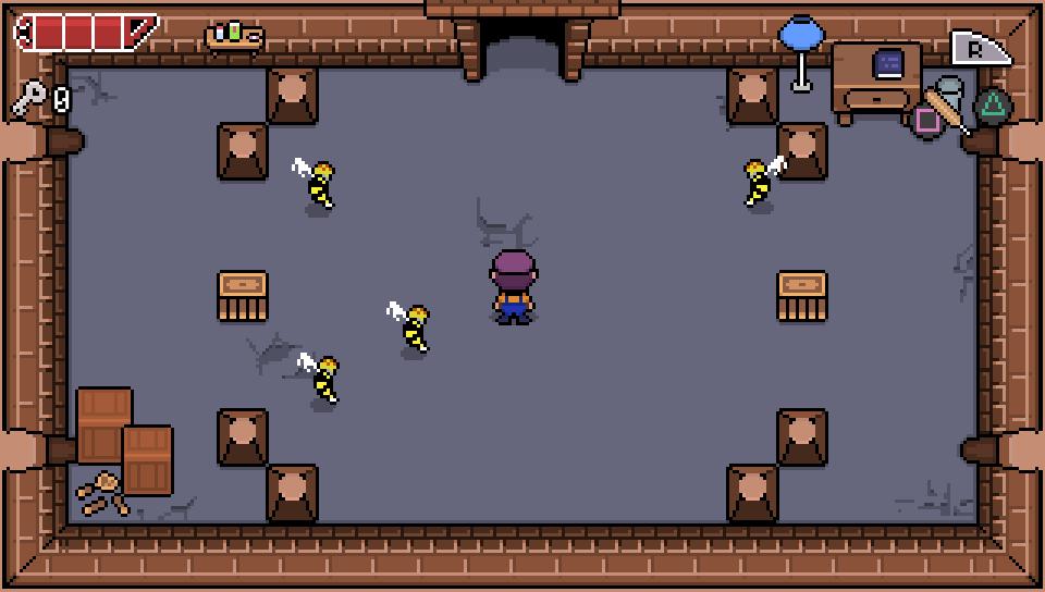 Screenshot from Reverie