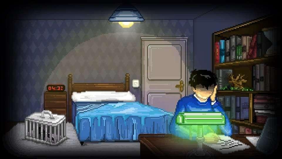 Quinn est seul dans sa maison STAY