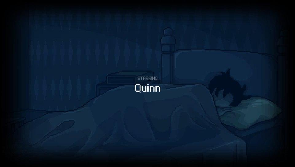 Starring Quinn