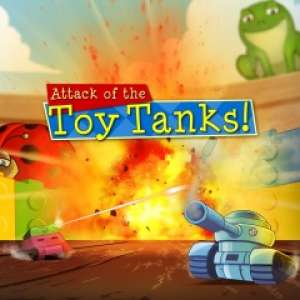 Image du jeu Attack of the Toy Tanks